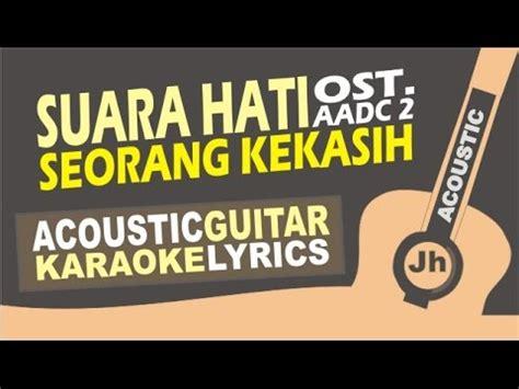 Melly Goeslaw  Suara Hati Seorang Kekasih (new Version