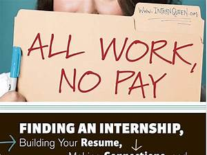 All Work No Pay Finding An Internship Building Your Resume Making Connections And Gaining Job Experience By Lauren Berger Free Pdf