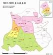 九張地圖,看懂臺北市一百年的變化 | 故事 StoryStudio