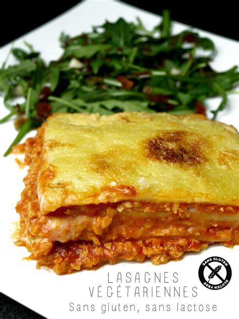 cuisine sans gluten sans lactose recette lasagne bolognaise maison ingrdients pour