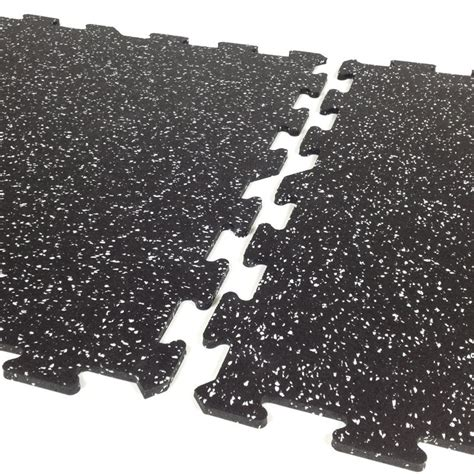 rubber interlocking 23 quot x 23 quot tiles coast fitness