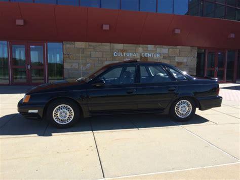 1989 Ford Taurus Gen 1 Sho 5 Speed For Sale
