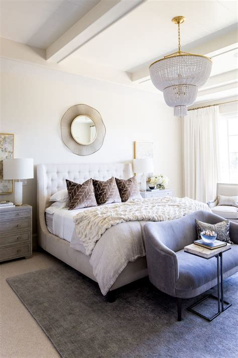 Bedroom Emily by A Neutral Glam Bedroom For Emily Of The Ivory