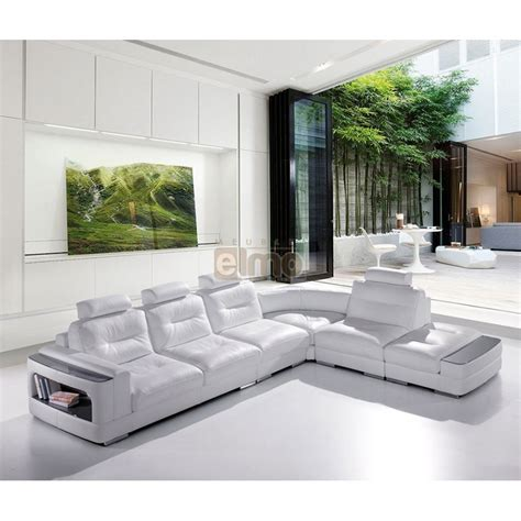 canapé cuir contemporain design soldes canapé cuir canapé d 39 angle blanc design