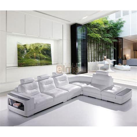 canapé cuir moderne design soldes canapé cuir canapé d 39 angle blanc design