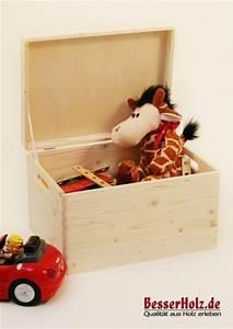 Spielzeugkiste Holz Mit Deckel : holz allzweckkiste mit deckel in kiefer 40 x 30 x 24 cm wohn accessoires holzkisten holzboxen ~ Whattoseeinmadrid.com Haus und Dekorationen