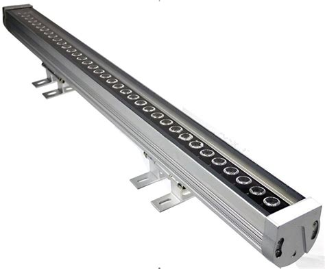 high power rgb 36w led linear wall washer light with