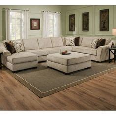 sorento pcs oversized modern beige fabric sofa couch sectional set living room sofas