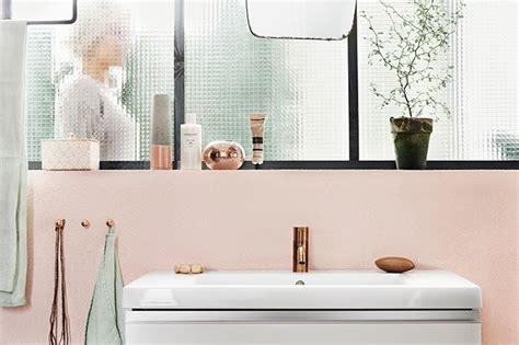 salle de bain suedoise notre salle de bains cuivre et noir mariekke