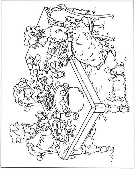 Dagmar Stam Kleurplaten by Kleurplaten En Zo 187 Kleurplaat Pasen