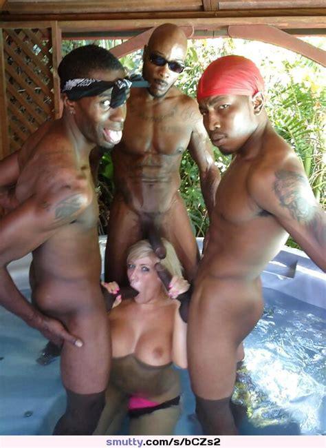 Bbc Gangbang Amateur Hottub Blonde Hotwife Cuckold