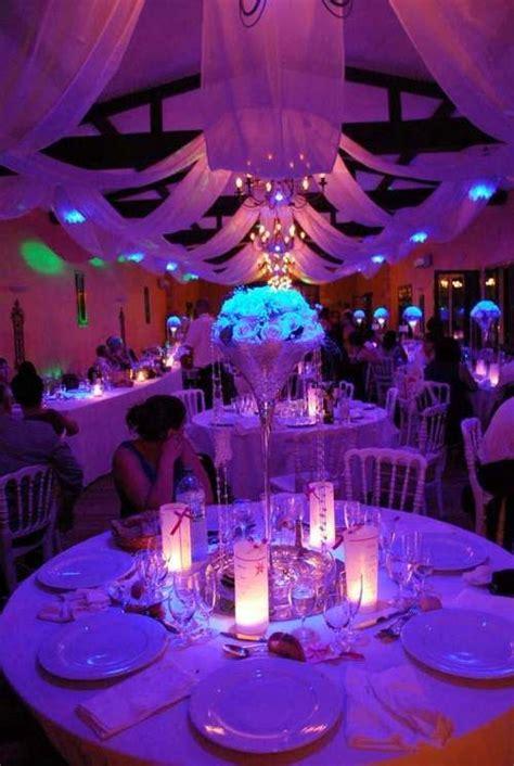 decoration table ronde mariage d 233 coration mariage des centres de table lumineux tables centre and mariage