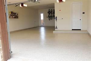 Custom epoxy floor install in january 2014 traditional for Diamond cut floors
