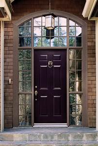 Deep, Purple, Doors
