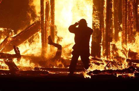 harrowing  show  burning man  died