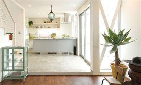 cocinas modernas de estilo japones decoracion de interiores