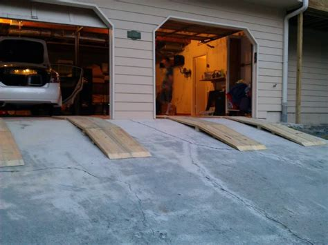 Ramps For Uphill Driveway Into Garage  My350zcom. Gate Garage Door Opener. Garage Post. Flood Doors. Outdoor French Doors. Resin Garage Storage Cabinets. Garage Door Size. Wayne Dalton Garage Door Repair. Kraftmaid Cabinet Doors