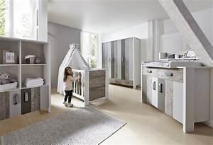Chambre De Bébé : schardt chambre b b woody grey lit commode armoire 3 portes chambres b b ~ Teatrodelosmanantiales.com Idées de Décoration