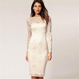 fashion 2012 bride wedding full lace long sleeve dress With pencil dress for wedding