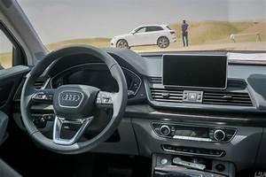 Audi Q5 Interieur : essai audi q5 un bon tout le billet auto passion automobile ~ Voncanada.com Idées de Décoration
