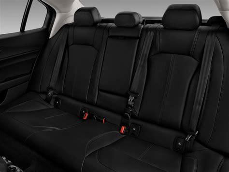 Image 2017 Alfa Romeo Giulia Rwd Rear Seats, Size 1024 X
