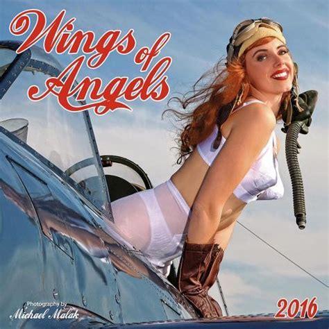 wings angels wall calendar pin pin art pin angel