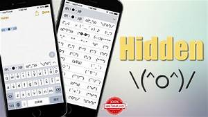 Pictures Made Of Emojis How To Enable The Hidden Emoticons Keyboard On Your Iphone