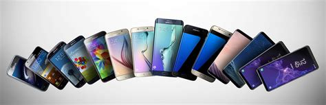 10 years of samsung galaxy s phones which stands out the most droid