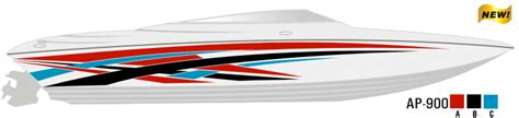 Boat Hull Decals by Boat Graphics Hull Graphics Boat Stickers Stickers