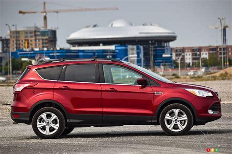 Ford Escape 2013 Reviews by 2013 Ford Escape Se 4wd Car Reviews Auto123