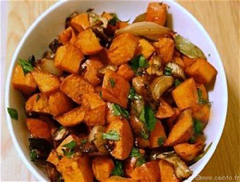 qu est ce qu une sauteuse en cuisine sauté de patates douces aux échalotes les légumes cuisinés