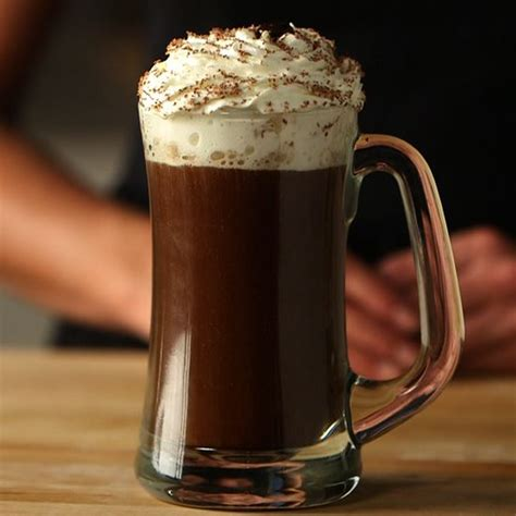 Most coffee liqueur is made by adding natural coffee flavors and sugar to a distilled spirit such as vodka , rum , or brandy. Top 10 Jagermeister Drinks with Recipes | Only Foods