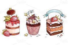 23 fantastiche immagini su cake design gluten free su 757 fantastiche immagini su cupcakes illustrations nel