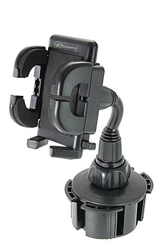 cup holder phone mount cell phone cup holder mount portable vehicle dock for