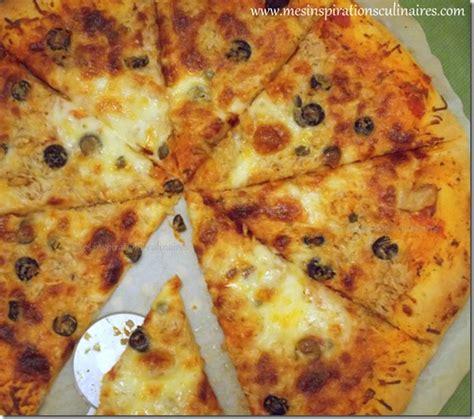 pizza rapide et facile 224 la p 226 te magique 10 min عجين