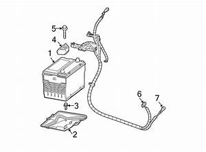 Pontiac Grand Prix Battery Cable  Liter