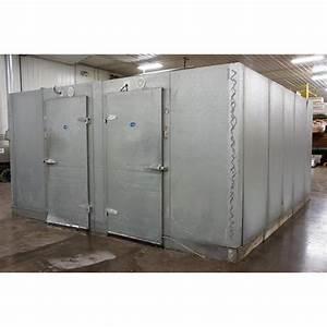 15 U0026 39  X 16 U0026 39  X 8 U0026 39 H Crown Freezer  240 Sq