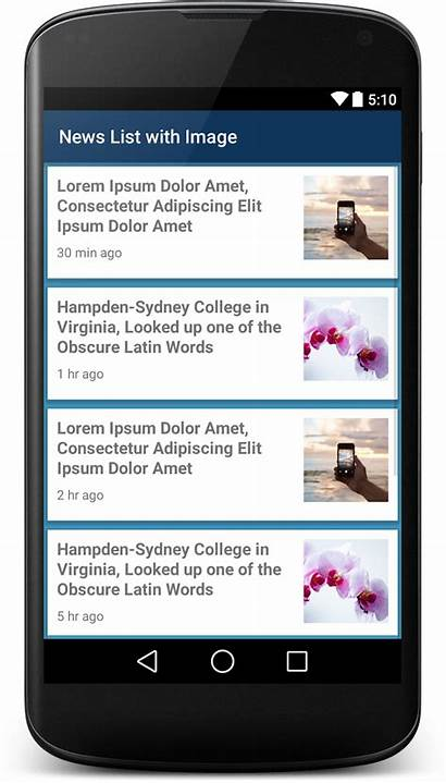 Ui Android Xml App Layout Examples Application