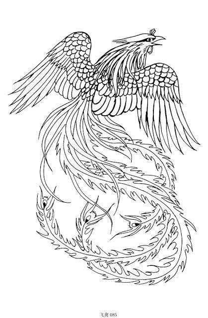 Latest phoenix tattoos Design 2012 ~ tattoogallery1 | tattoo ideas | Phoenix tattoo design