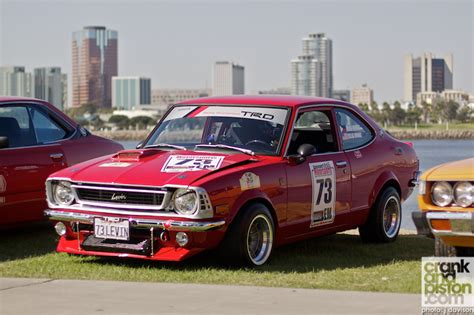 Japanese Classic Car Show. Curtain Call