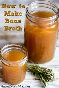 why fitness is essential making bone broth and reasons to eat all natural ideas