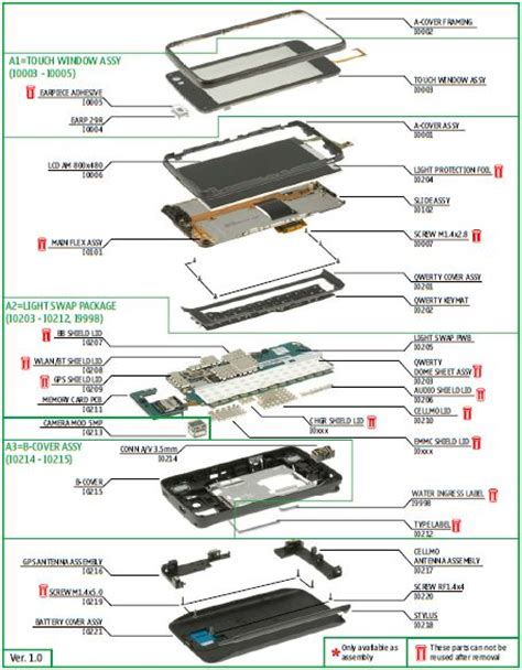 iphone 5s parts diagram inside iphone 4s components 4 parts diagram