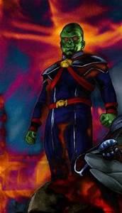 Image - Martian Manhunter Cmallville comics.jpg ...