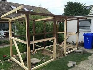 Holzunterstand Selber Bauen : brennholzregal selber bauen ~ Whattoseeinmadrid.com Haus und Dekorationen