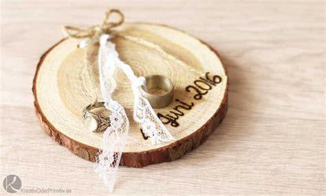 ringkissen oder ringbrettchen handmade kultur