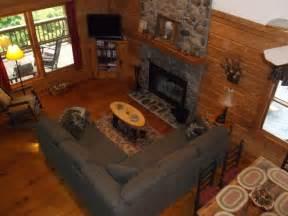 log cabin floor plans with loft smoky mountain cabin rentals near bryson city in western