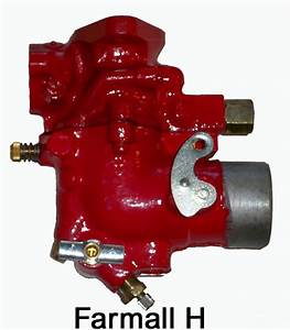 Farmall Tractor Carburetor