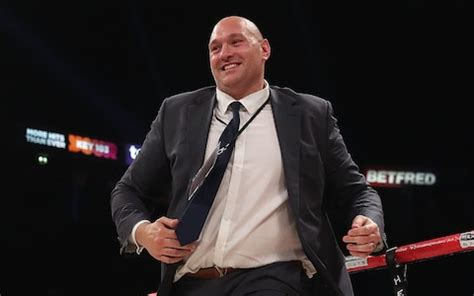 Exclusive interview: Tyson Fury - 'I couldn't be bothered ...