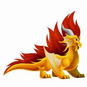 Crest Dragon Information in Dragon City