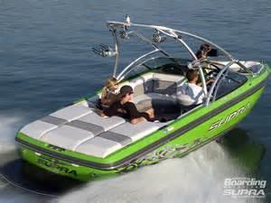 Supra Wakeboard Boats